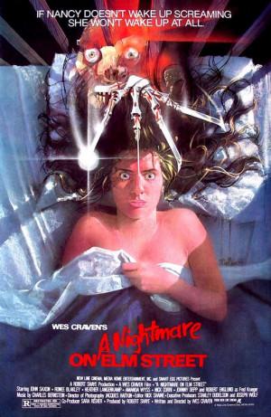 Películas de los 80s: A Nightmare on Elm Street