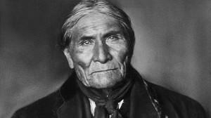 ... jeden z najobávanejších hrdinov indiánskych vojen - Geronimo