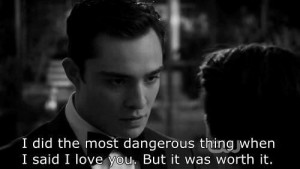 Let's talk about Chuck Bass!