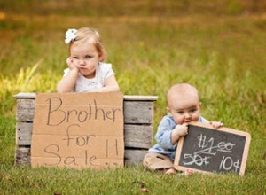Best funny baby brother and sister quotes