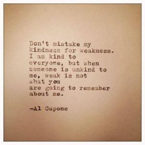 Al Capone Quotes
