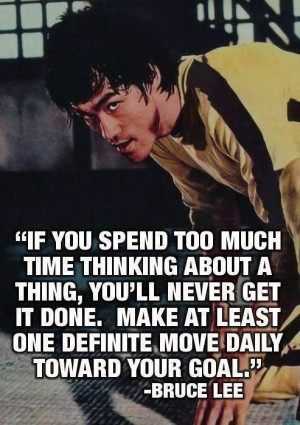 Bruce Lee. #motivation #quotes #fitness