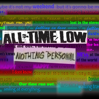 all time low nothing personal photo: Nothing Personal Mashup ...