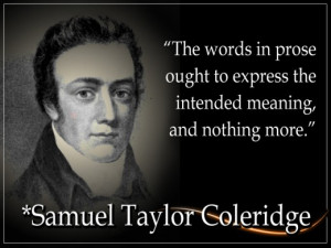 Samuel Taylor Coleridge Quotes Samuel taylor coleridge
