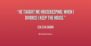 funny housekeeping quotes