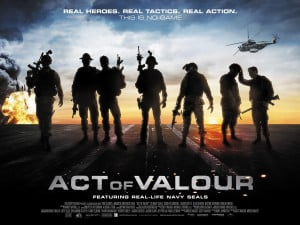 Poster of Relativity Media's Act of Valor (2012)