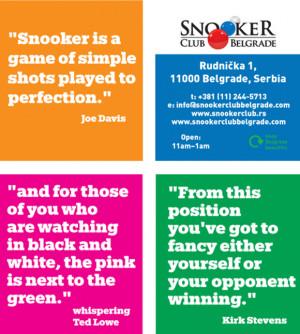 Snooker Club Belgrade