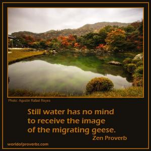 Zen Proverb [18352]