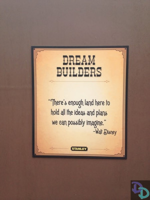 Quotes to Live by from Walt Disney and around Walt Disney World