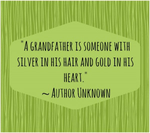 grandpas are for promoted grandpas are the recipients of quite the ...