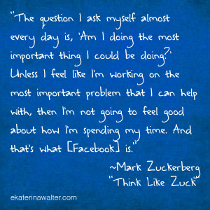 12 Most Profound Quotes from Facebook's CEO Mark Zuckerberg
