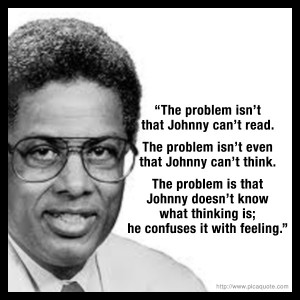 THOMAS SOWELL: Our schools are teaching children what to think, but ...
