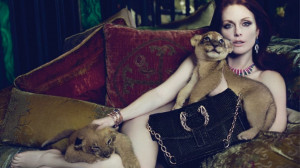 Julianne Moore Vogue