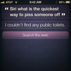 Photopoll: Funniest Siri quote? :)