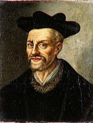 Francois Rabelais, French Renaissance writer, doctor and humanist