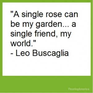 Leo Buscaglia #Quote