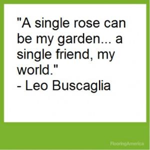 Leo Buscaglia #Quote