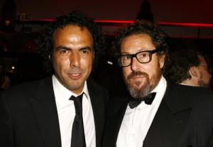 Alejandro González Iñárritu and Julian Schnabel at event of Babel ...