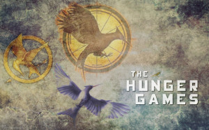 The Hunger Games MockingJay Wallpaper
