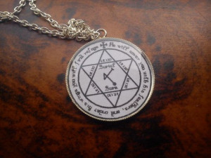 Psalm 914 Bible Quote Necklace. protection psalm. by truewishes, $39 ...