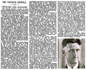 obituary george orwell 1 1984 george orwell quotes and page numbers ...