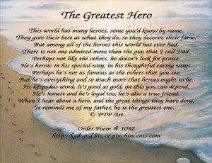 ... Dads Quotes Feelings, Greatest Heroes, Poems About Dads And Daughters
