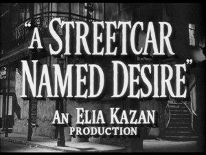 Streetcar Named Desire, 1951.