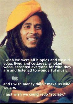 Hippy Quotes