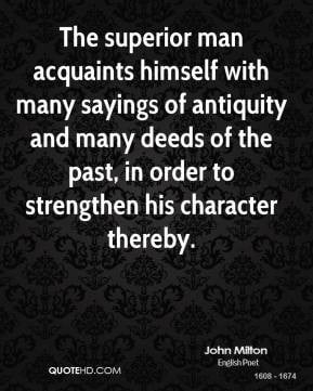 john-milton-poet-the-superior-man-acquaints-himself-with-many-sayings ...
