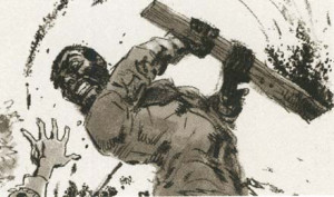 Using Graphic Novels in Education: Nat Turner