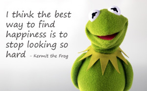 very wise frog :)