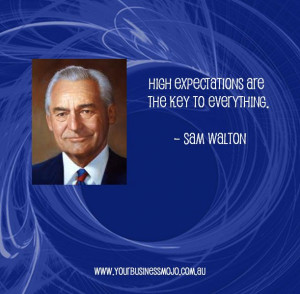 Sam Walton Success Quotes