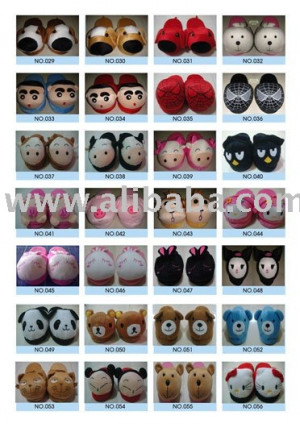 View Product Details: Cartoon Slippers