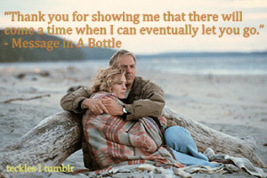 Message In A Bottle Quotes Nicholas Sparks Message in a bottle by