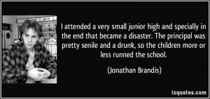 junior high school quote 2