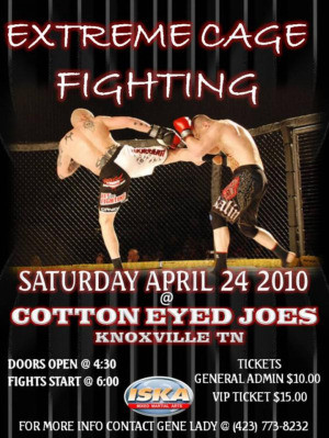 Extreme Cage Fighting This...