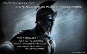 Spartan-Quote