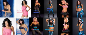 New Pics The Bella Twins With Matt Hardy And...