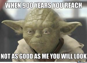Goodlooking As Yoda
