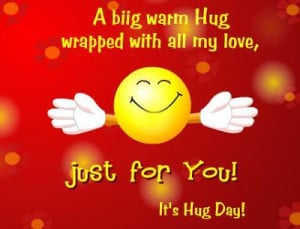 Hug Day Quotes In English | Hug Day Sayings