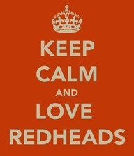 redhead quotes and sayings | Things I Love