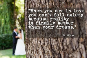 My husband love quotes