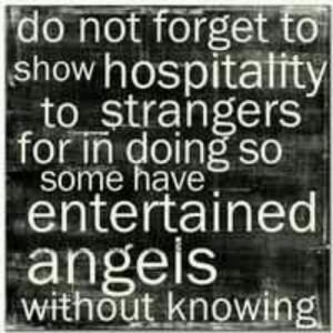 Unknown angels