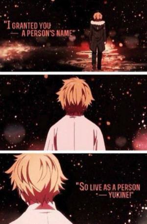 noragami Yukine Anime Quote
