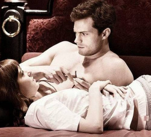 Fifty Shades Of Grey Lovers   via Facebook   We Heart It on imgfave