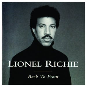 Lionel Richie Back The Front