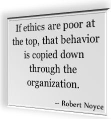 Business ethics quotes, quotes on business ethic