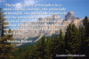in a man's being and life, the principle of thought, the principle ...