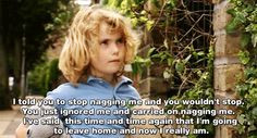 Karen O'Neil, Bangs Theory, Outnumbered Quotes, Funny Stuff, Funny Tv ...