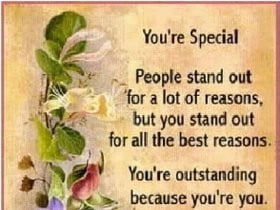 you are special quotes photo: tagged by standingproud You_re_Special ...